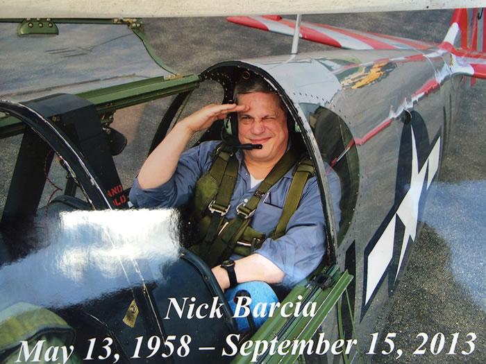 Nick Barcia